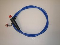 BLUE Throttle Cables with inline adjuster-blue-hose.jpg