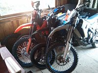 Who owns a KTM or Husqvarna motorcycle?-img_20160617_191518.jpg