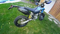 Am I starting life long relationship with Husaberg?  Will I be happy ever after or ?-20161009_183401.jpg